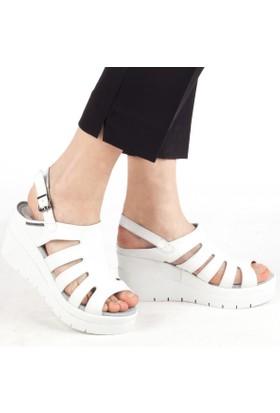 Mammamıa Kadın Platform Sandalet