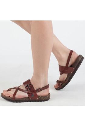 Mammamıa Kadın Parmak Arası Sandalet