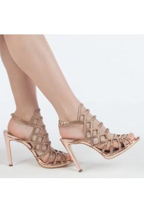 Monetta Kadın Abiye Sandalet