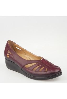 Iveko Kadın Dolgu Topuklu Ayakkabı