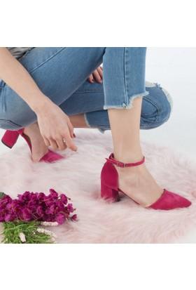 Elvera Kadın Topuklu Ayakkabı