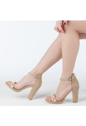 Elvera Kadın Topuklu Sandalet