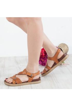 Mammamıa Kadın Düz Sandalet