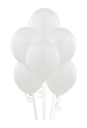 Baskısız Beyaz Balon