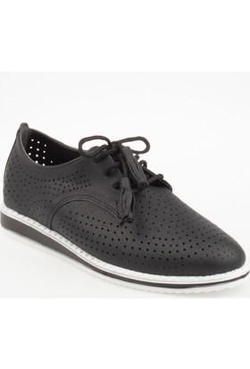 Pabuç Butik Kadın Oxford Ayakkabı