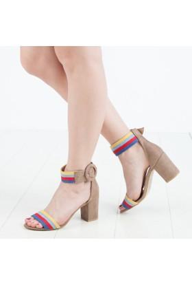 Witty Kadın Topuklu Sandalet
