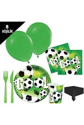 Roll-Up Futbol Partisi Parti Seti 8 Kişilik