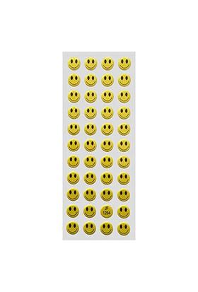 Gülen Yüz Sticker Küçük Boy 44 lü