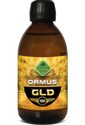 Gökçek Ormus GLD 100 ml Bitkisel Takviye