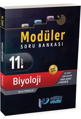 Eğitim Vadisi Yayınları 11.Sınıf Biyoloji Modüler Soru Bankası Yeni 2019 Müfredat