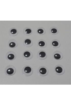 Oynar Göz 12 mm 16 Adet orta