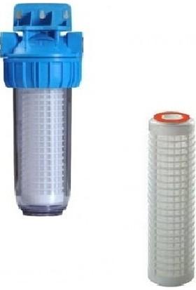 Şebeke Girişi Su Arıtma Cihazı Tortu tutucu Su Arıtma Sistemi