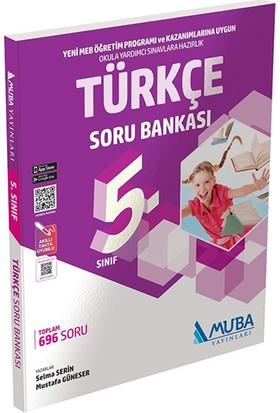 Muba 5. Sınıf Türkçe Soru Bankası