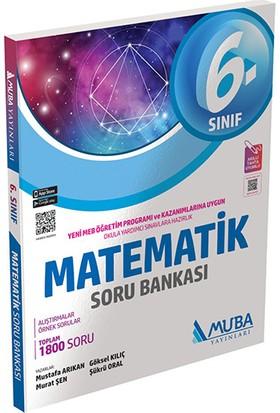 Muba 6. Sınıf Matematik Soru Bankası