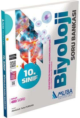 Muba Yayınları 10. Sınıf Biyoloji Soru Bankası