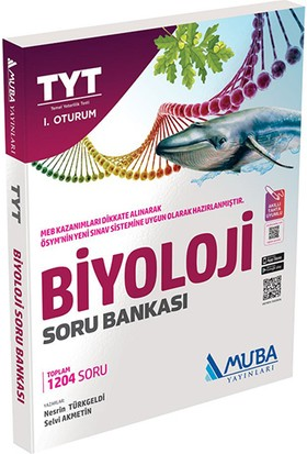 Muba Yks Tyt Biyoloji Soru Bankası