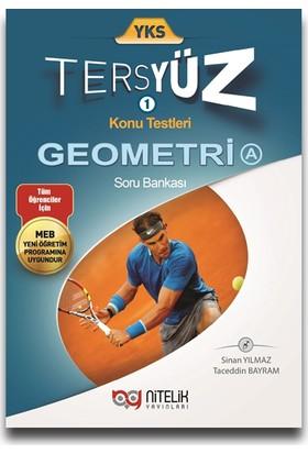Nitelik Yayın YKS TYT-AYT Yeni Nesil Geometri Tamamı Çözümlü Soru Bankası