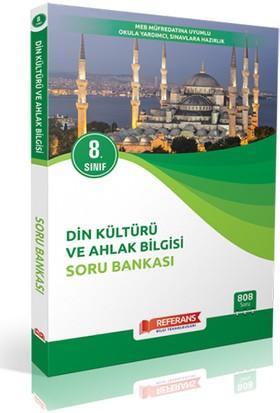 Referans 8. Sınıf Din Kültürü Ve Ahlak Bilgisi Soru Bankası