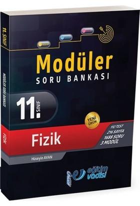 Eğitim Vadisi Yayınları 11. Sınıf Fizik Modüler Soru Bankası