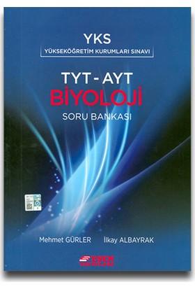 Esen Yayınları YKS TYT-AYT Biyoloji Soru Bankası