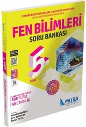 Muba Yayınları 5. Sınıf Fen Bilimleri Soru Bankası
