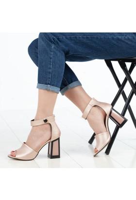 Rose Dedo Kadın Topuklu Sandalet