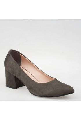 Primo Passo Tübu Kadın Topuklu Ayakkabı