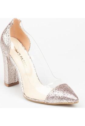 Primo Passo Akel Kadın Abiye Ayakkabı