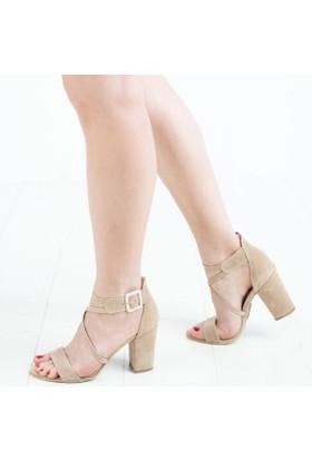Primo Passo Victoria Kadın Topuklu Sandalet