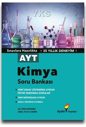 Aydın Yks Ayt Kimya Soru Bankası