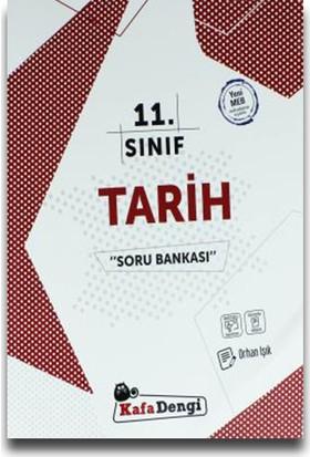 Kafa Dengi Yayınları 11. Sınıf Tarih Soru Bankası - Orhan Işık