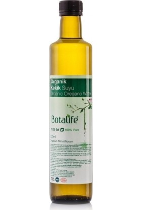 Botalife Organik Kekik Suyu 500 ml
