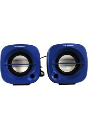 Hadron HD6023 2.0 Speaker System 2'li Set
