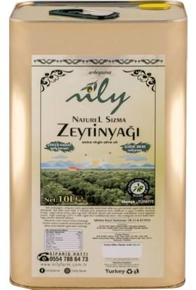 Nily Naturel Sızma Zeytinyağı 10 lt
