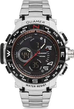 Quamer QMR1001-01 Erkek Kol Saati