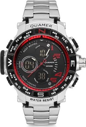Quamer QMR1001-03 Erkek Kol Saati