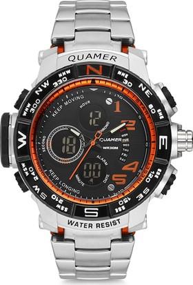 Quamer QMR1001-04 Erkek Kol Saati
