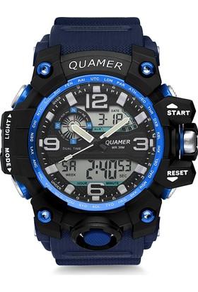 Quamer QMR1004-02 Erkek Kol Saati