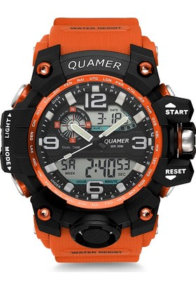 Quamer QMR1004-04 Erkek Kol Saati