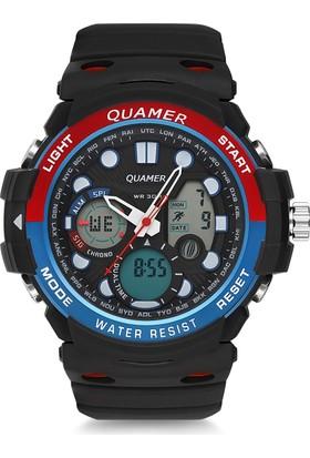 Quamer QMR1005-03 Erkek Kol Saati