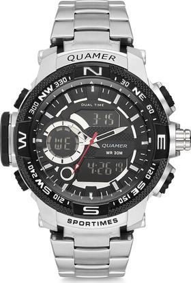 Quamer QMR1007-01 Erkek Kol Saati
