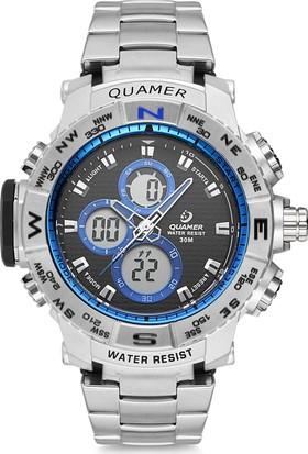 Quamer QMR1008-02 Erkek Kol Saati