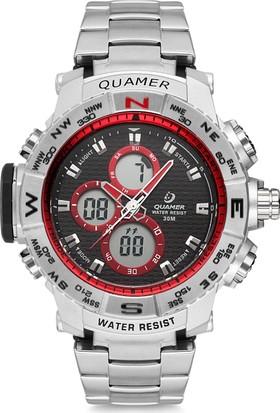 Quamer QMR1008-03 Erkek Kol Saati
