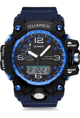 Quamer QMR1009-02 Erkek Kol Saati