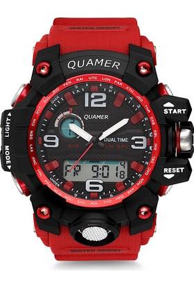 Quamer QMR1012-03 Erkek Kol Saati