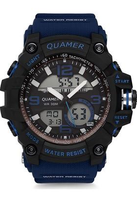 Quamer QMR1018-02 Erkek Kol Saati