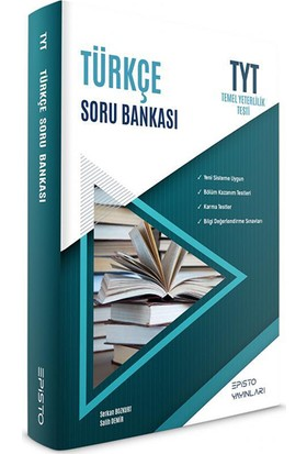 Episto Yks Tyt Türkçe Soru Bankası