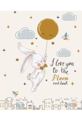 Özverler I Love You Kanvas Tablo COGE-234