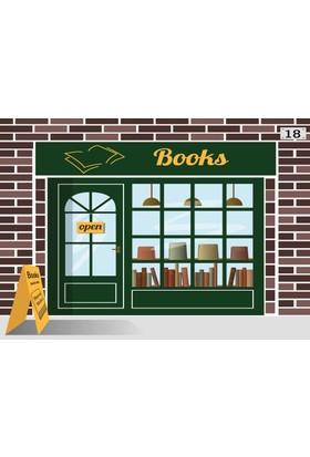 Özverler Books Kanvas Tablo COGE-238