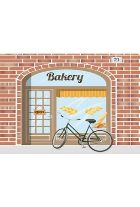 Özverler Bakery Kanvas Tablo COGE-239